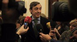 """Foto: Hernando (PP) no tiene duda de que la izquierda va a pactar y avisa de que Podemos """"es parte de la izquierda radical"""" (EUROPA PRESS)"""