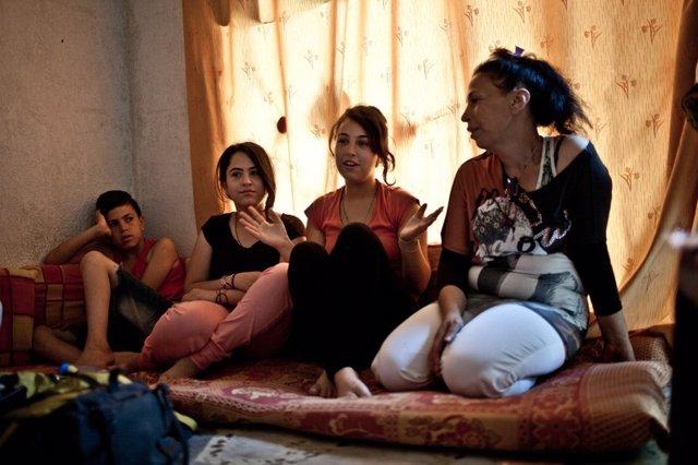 """Foto: Oxfam pide """"voluntad política"""" a los gobiernos, incluido el de España, para ayudar a refugiados sirios"""