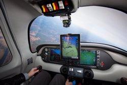 Foto: Aterrizar un avión con un iPad ya es posible gracias a Xavion (JEFF AMBERG)