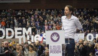"""AV.- Iglesias no visita Catalunya per """"prometre res a ningú"""" i carrega contra Mas i Rajoy"""