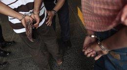 Foto: Detenido en Colombia el enlace de los carteles de Sinaloa y Etas (REUTERS)