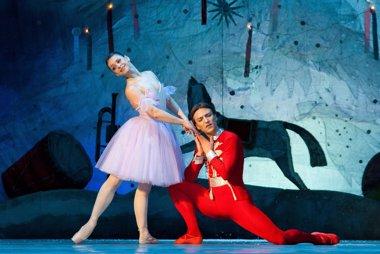 Foto: El Ballet de Moldavia trae al Palacio 'El Cascanueces' (PALACIO DE FESTIVALES)