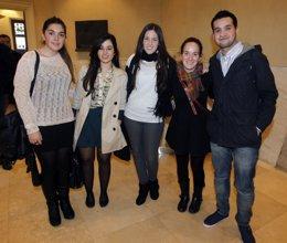 Foto: La Fundación Botín celebra el XV Encuentro Navideño con sus Becarios (FUNDACIÓN BOTÍN)