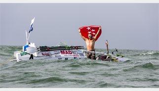 L'espanyol Antonio de la Rosa guanya la Rames Guyane