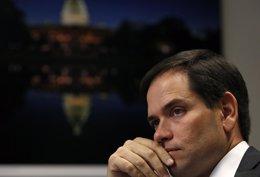Foto: Marco Rubio arremete contra Rand Paul por su apoyo al restablecimiento de relaciones con Cuba (GARY CAMERON / REUTERS)
