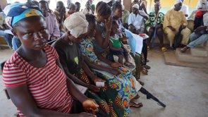 Foto: El rápido despliegue médico en Sierra Leona consigue controlar un nuevo brote de ébola (FLICKR/EUROPEAN COMMISSION DG ECHO)