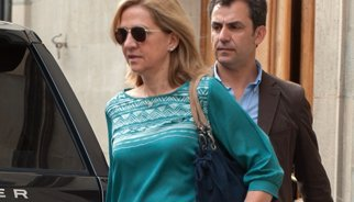 Castro envía a juicio a la Infanta Cristina, acusada de dos delitos fiscales