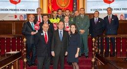 Foto: 'Ponle Freno' abre su VII edición de premios por la seguridad vial (RAFAEL_BRAVO)