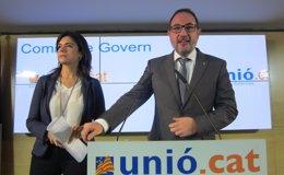 """Foto: UDC defiende que Mas, Ortega y Rigau actuaron con """"pulcritud"""" y respeto a la ley (EUROPA PRESS)"""