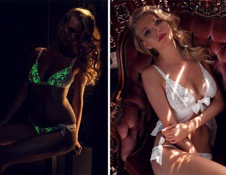 Foto: LuminoGlow, la nueva lenceria fluorescente (CORDONPRESS)