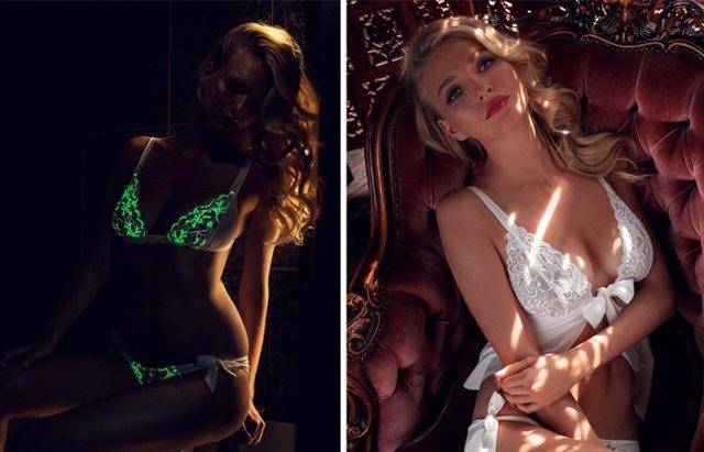 Foto: ¿Conoces la nueva y original lenceria fluorescente? (CORDONPRESS)
