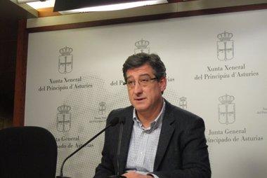 Foto: Ignacio Prendes presenta su dimisión como vocal en la dirección estatal de UPyD (EUROPA PRESS)