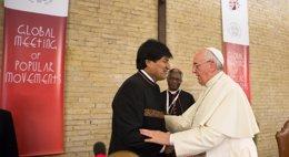 Foto: El Papa Francisco se reunirá con organizaciones indígenas durante su visita a Bolivia en 2015 (VATICANO)