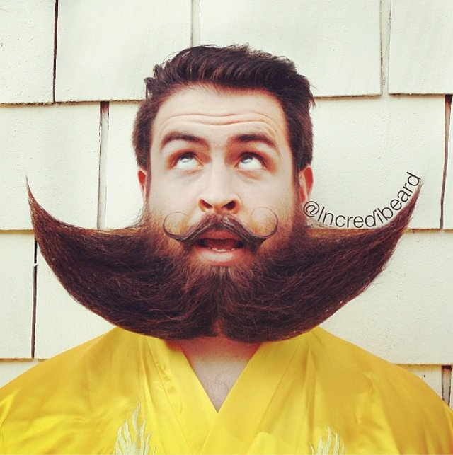 Mr Incredibeard