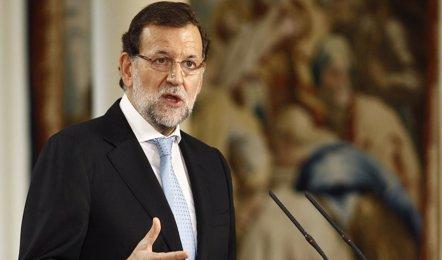 """Foto: Rajoy felicita a los sanitarios por hacer frente a la crisis """"tan grave"""" del ébola y se felicita porque Romero esté viva (EUROPA PRESS)"""