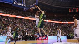 Foto: Previa del Unicaja - Real Madrid (ACB PHOTO)
