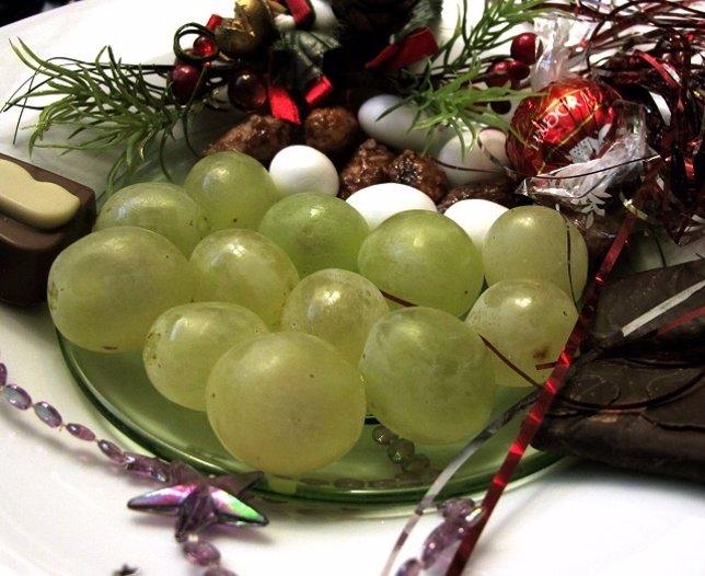 Las 12 uvas de la suerte