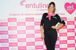Foto: Ivonne Reyes amadrina la campaña de 'En tu línea' para comprar de forma saludable (EUROPA PRESS)