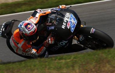 Foto: Casey Stoner continuará esta temporada como piloto de pruebas de Honda (REPSOL HONDA)