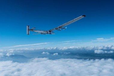 Foto: Sevilla, posible parada para la primera vuelta al mundo de un avión solar (SOLAR IMPULSE)