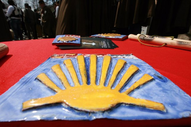 Más de 100 peregrinos en el albergue de Tres Cantos en 2014