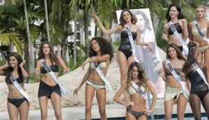 Foto: Miss Universo, 'SÍ' al bikini frente a la prohibición de Miss Mundo (CORDON PRESS)