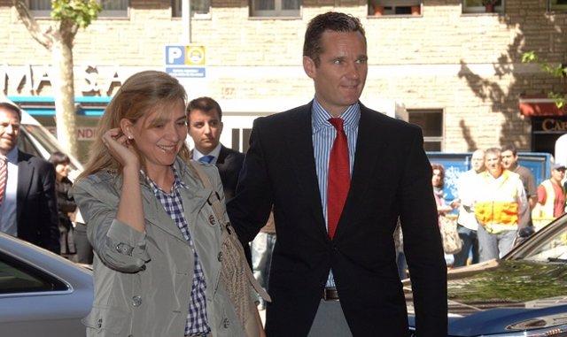Foto: Los Duques de Palma podrían tener un acuerdo para vender Pedralbes (EUROPA PRESS)