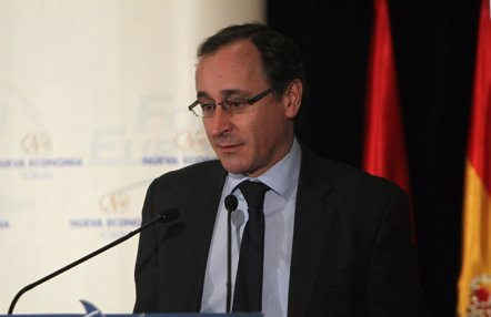 Foto: Alonso está a favor de que se abra un debate sobre las patentes de medicamentos innovadores (EUROPA PRESS)