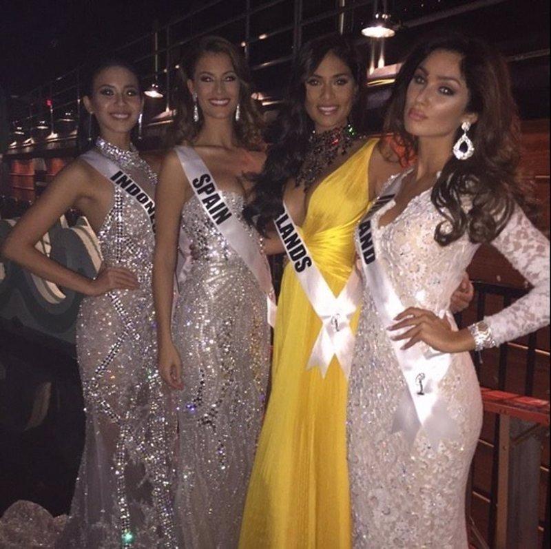 Miss Universo 2014 Miss Universo Preliminar 2014