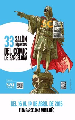 33 Salón Internacional Del Cómic De Barcelona