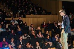 Foto: Almonte congrega a 380 empresarios en 'Next: Foro de Innovación y Destino Inteligente' (EUROPA PRESS/AYTO ALMONTE)