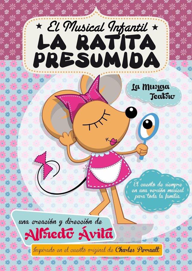 Foto: El musical 'La ratita presumida', en el Nuevo Teatro Circo de Cartagena