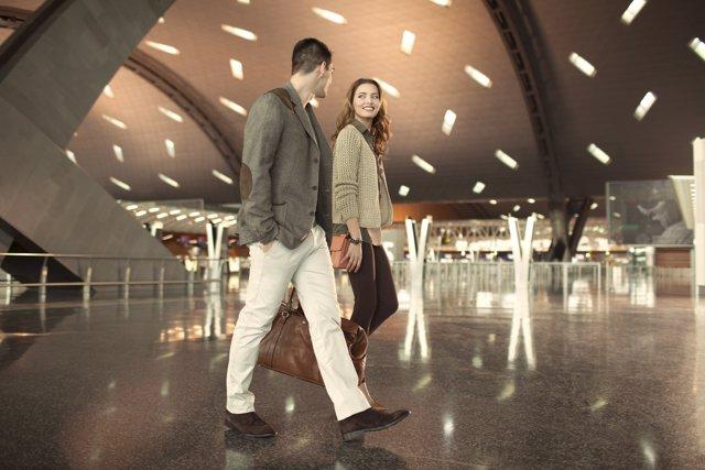 Foto: El Airport Hotel de Hamad lanza un nuevo servicio de facturación doce horas antes del vuelo