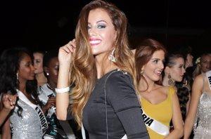 Foto: Desiré Cordero, una reina que se mueve como nadie en Miss Universo (CORDON PRESS)
