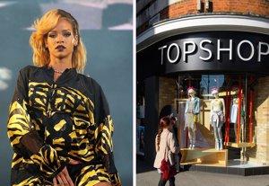Foto: Rihanna vence a Topshop en los Tribunales (CORDON PRESS)