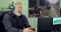 Foto: Mira como estos abuelitos juegan a Grand Theft Auto V (REACT)