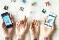 Esta 'app' convierte tus fotos de Instagram en calcomanías