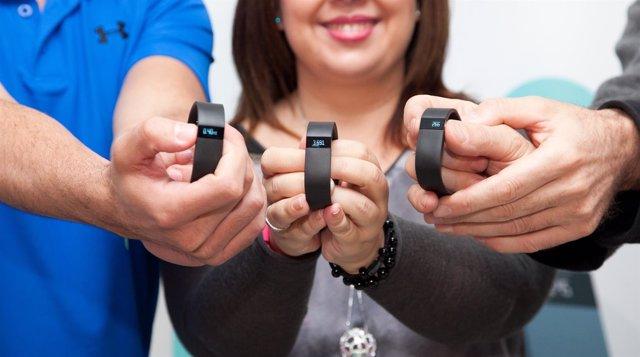 Foto: Cinco pulseras de fitness para ponerte en forma este 2015