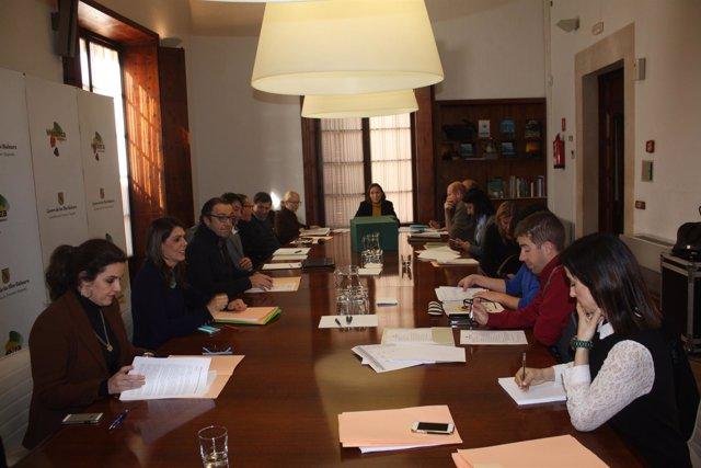 Foto: Las comisiones de seguimiento de zonas maduras de turismo en Baleares debaten medidas futuras