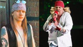 10 rockeros estropeados que han envejecido alarmantemente mal