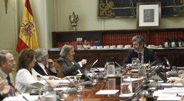 Foto: El Pleno del CGPJ renovará previsiblemente a los miembros de su núcleo duro el próximo jueves (EUROPA PRESS)