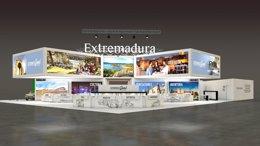 Foto: Extremadura programa 50 presentaciones y actividades en Fitur (GOBEX)