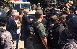 Foto: Impiden a Piñera y Pastrana visitar a Leopoldo López en prisión (TWITTER)