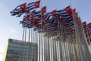 """Foto: EEUU busca que Cuba sea """"un país libre"""" y cubanos decidan su futuro (ENRIQUE DE LA OSA / REUTERS)"""