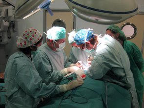 Foto: La morfina tras la cirugía infantil común puede ser mortal (EUROPA PRESS/JUNTA DE ANDALUCÍA)