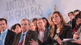 """Foto: Sánchez-Camacho asegura que Bárcenas """"se ha aprovechado del PP"""" y ha engañado a Rajoy (PP)"""