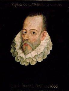Foto: Els investigadors que busquen Cervantes troben un fèretre amb les inicials M. C. (WIKIPEDIA COMMONS)
