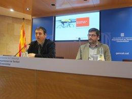 Foto: El uso de la bicicleta se mantiene en Catalunya pese a la caída de la movilidad por la crisis (EUROPA PRESS)