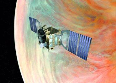 Foto: El último grito de Venus Express (ESA)