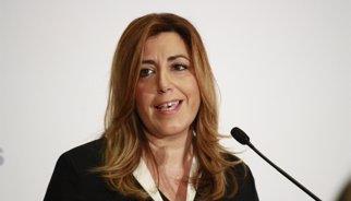 Susana Díaz avança oficialment les eleccions autonòmiques al 22 de març